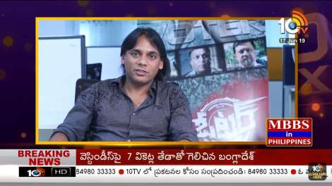 Voter movie promotionson Indian TV Channels