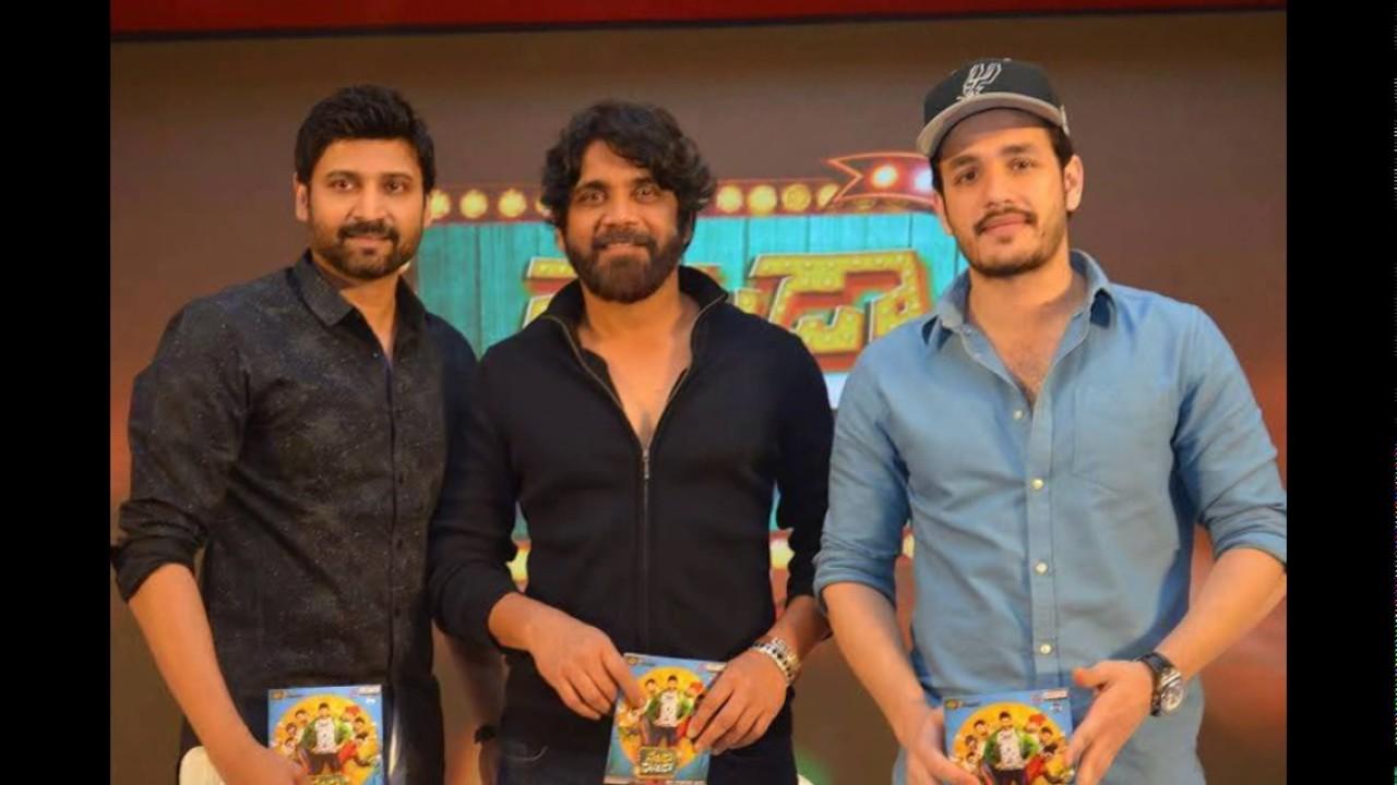 Telugu Super Star Nagarjuna Speech at Naruda Donaruda Audio Launch