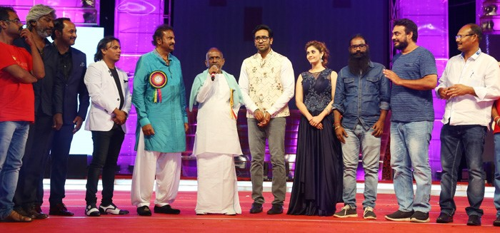 "RAMA's Bilingual film ""VOTER"" Title Logo Launch"