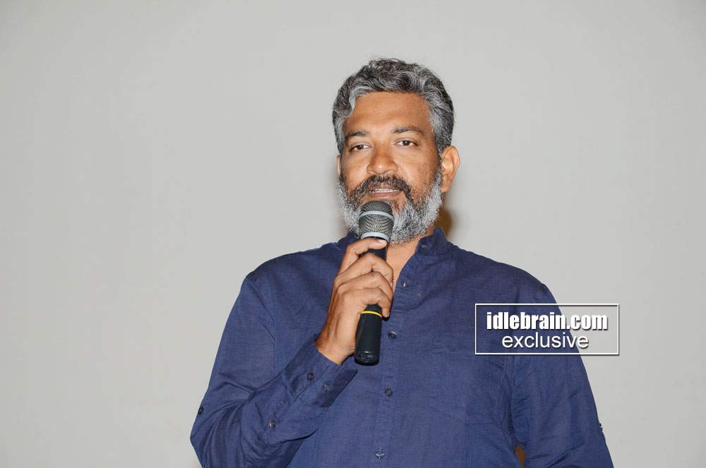 Director SS RAJAMOULI SPEAKS ABOUT RAMA Reels