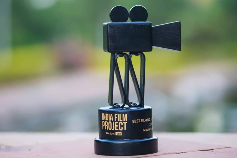 RAMA's Team has won Best Short Film Award at International Event INDIA FILM PROJECT 2018